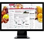 Internetový obchod - kuchyňské potřeby
